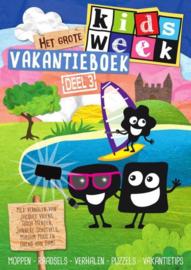 Kidsweek - Het grote Kidsweek vakantieboek ,  Jacques Vriens Kidsweek