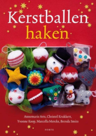Kerstballen haken , Annemarie Arts
