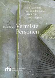 Handboek vermiste personen ,  Sybo Schouten