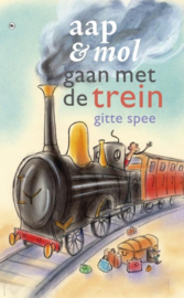 Aap & Mol gaan met de trein , Gitte Spee