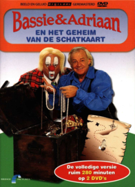 Bassie & Adriaan - En Het Geheim Van De Schatkaart , Bas van Toor