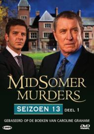 Midsomer Murders - Seizoen 13 (Deel 1) , Kirsty Dillon  Serie: Midsomer Murders
