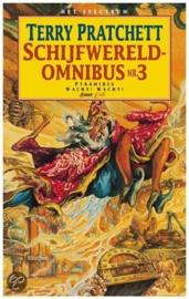 Schijfwereld-omnibus - 3 bevat: Pyramides ; Wacht! Wacht! ; Faust Erik , Terry Pratchett