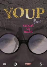 YOUP VAN'T HEK: OMDAT DE NACHT (D) , Youp van 't Hek