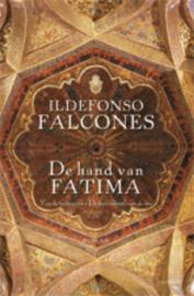 De hand van Fatima Van de auteur van 'De kathedraal van de zee' ,  Ildefonso Falcones