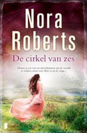 Cirkel 1 - De cirkel van zes Deel 1 van de Cirkel-trilogie , Nora Roberts Serie: Cirkel