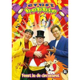 Ernst, Bobbie en de Rest - Feest in de Circustent , Gert-Jan van den Ende
