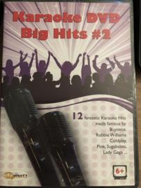 karaoke dvd big hits 2 , Beyoncé