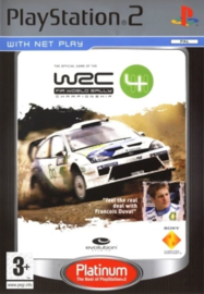 WRC 4 - World Rally Championship 4 (Platinum Edition) , Sony