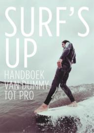 Surf's up handboek van dummy tot pro ,  Martijn Boot