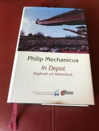 In depot dagboek uit Westerbork , Philip Mechanicus