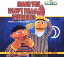 Sesamstraat-Hoor Wie Klopt Daar Kinderen Sesamstraat