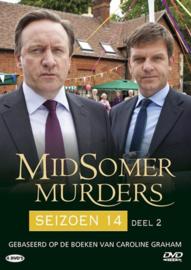 Midsomer Murders - Seizoen 14 Deel 2 , John Nettles Serie: Midsomer Murders