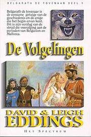 Belgarath de tovenaar deel 1 - De volgelingen , David Eddings