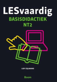 Lesvaardig basisdidactiek nt2 , Lidy Zijlmans