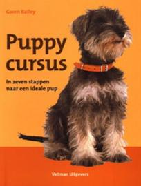 Puppycursus in zeven stappen naar een ideale pup , G. Bailey