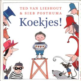 Koekjes! prentenboek van de Kinderboekenweek 2009 , Sieb Postuma