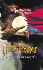 Harry Potter 1 - Harry Potter en de steen der wijzen luisterboek - deel 1 , J.K. Rowling  Serie: Harry Potter