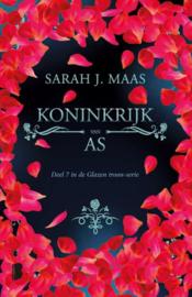 Glazen troon 7 - Koninkrijk van as Deel 7 van de Glazen troon-serie , Sarah J. Maas  Serie: Glazen troon