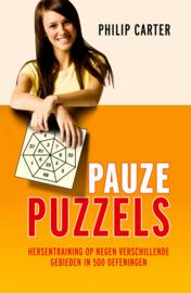 Pauze puzzels hersentraining op negen verschillende gebieden in 500 oefeningen , P. Carter