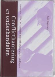 Conflicthantering en onderhandelen effectief handelen bij conflicten en tegenstellingen , P. Huguenin