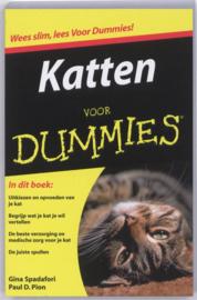 Voor Dummies Katten , G. Spadafori