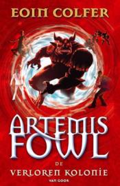 Artemis Fowl 5 - De verloren kolonie , Eoin Colfer