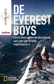 De Everest Boys Chris Bonington en de tragiek van een generatie topklimmers , Clint Willis