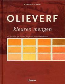 Olieverf kleuren mengen , Rosalind Cuthbert