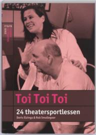 Toi, toi, toi 24 theatersportlessen , Doris Elzinga
