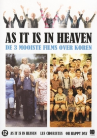 As It Is In Heaven - De 3 Mooiste Films over Koren,  Francois Berleand