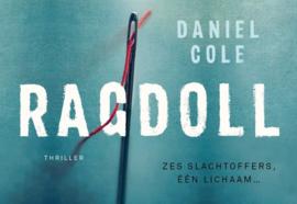 Ragdoll - dwarsligger (compact formaat) zes slachtoffers, één lichaam , Daniel Cole