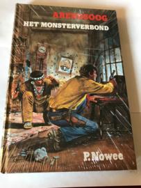 Arendsoog 58 - Het monsterverbond,  Paul Nowee
