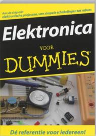 Voor Dummies - Elektronica voor Dummies , Gordon McComb+Earl Boysen,  Serie: Voor Dummies