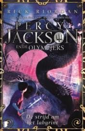 Percy Jackson en de Olympiërs 4 - De strijd om het labyrint Half Jongen, Half God Maar Een Echte Held Auteur: Rick Riordan  Serie: Percy Jackson en de Olympiërs