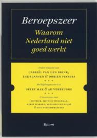 Beroepszeer waarom Nederland niet goed werkt , Gabriel Van Den Brink