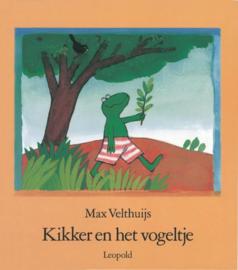 Kikker en het vogeltje ,  Max Velthuijs  Serie: Kikker - Max Velthuijs