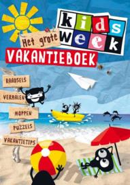 Kidsweek - Het grote Kidsweek vakantieboek met verhalen van o.a. Jacques Vriens, Tosca Menten en Janneke Schotveld , Kidsweek  Serie: Kidsweek
