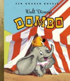 Gouden Boekjes - Dombo ,  Disney Serie: Gouden Boekjes