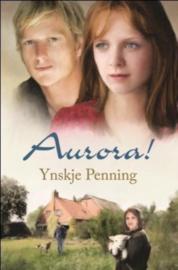 Aurora! Auteur: Ynksje Penning Serie: Grote letter bibliotheek