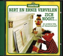 Bert en Ernie vervelen zich nooit , Sesamstraat .