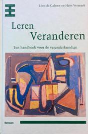 Leren veranderen een handboek voor de veranderkundige , Hans Vermaak