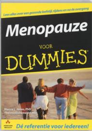 Menopauze Voor Dummies , M.L. Jones  Serie: Voor Dummies