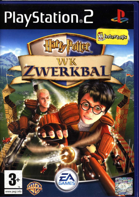 Harry Potter Zwerkbal ,  Electronic Arts