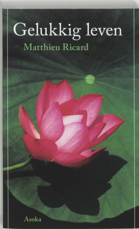 Gelukkig leven , M. Ricard