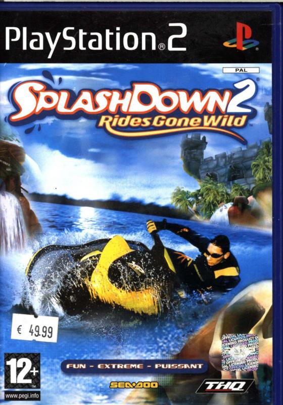 Splashdown 2, THQ