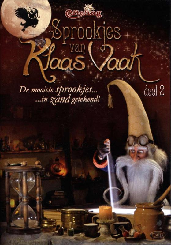Efteling Dvd Klaas Vaak 2 , Efteling