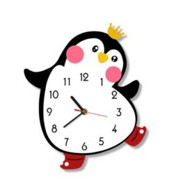 Vinyl Klok Pinguin