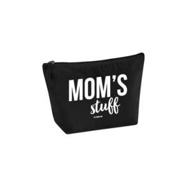 Toilettasje zwart - Mom's stuff, per 5 stuks