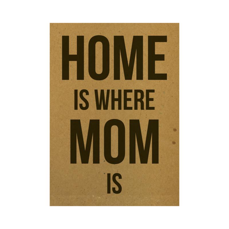 Home is where mom is, per 10 stuks